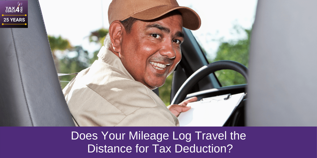 Does Your Mileage Log Travel the Distance for Tax Deduction?