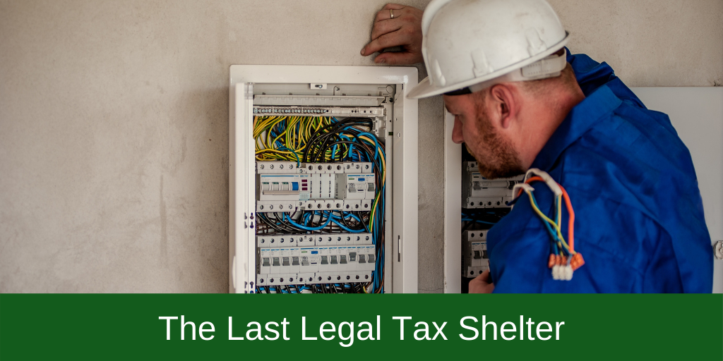 The Last Legal Tax Shelter