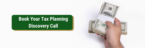 Tax Planning Discovery Call