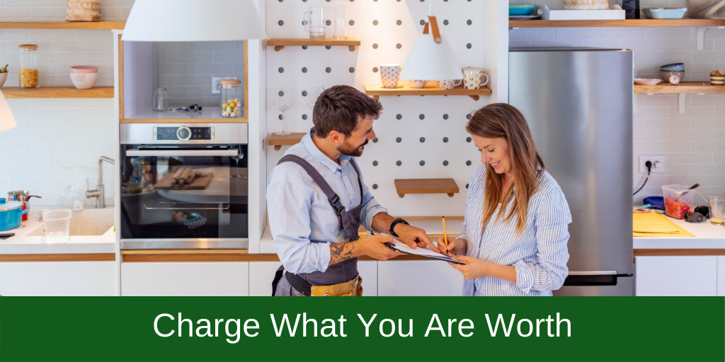 How To Charge What You Are Worth