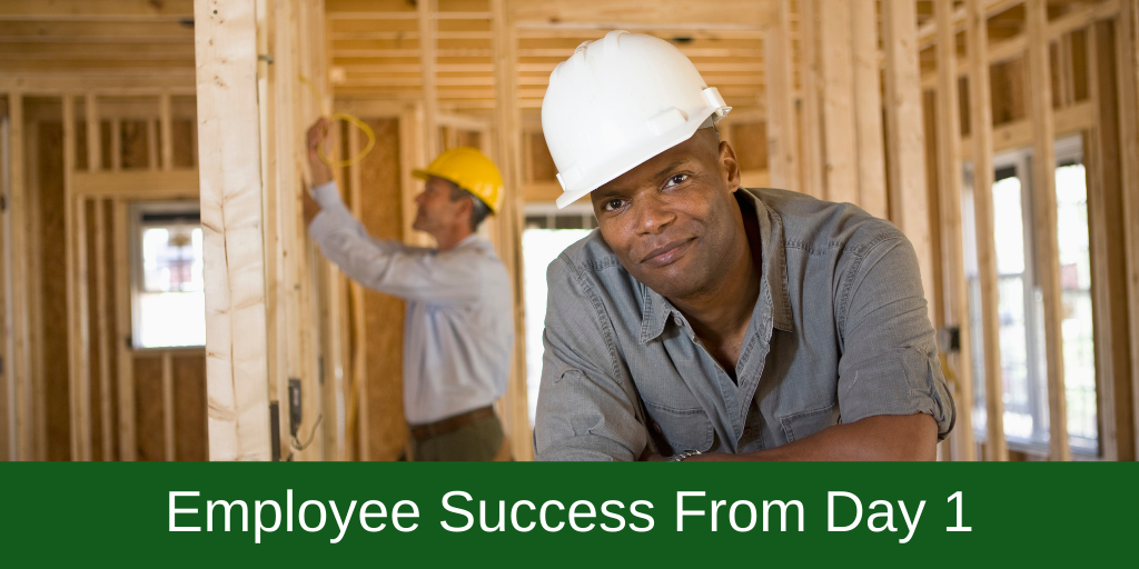 Employee Success From Day 1