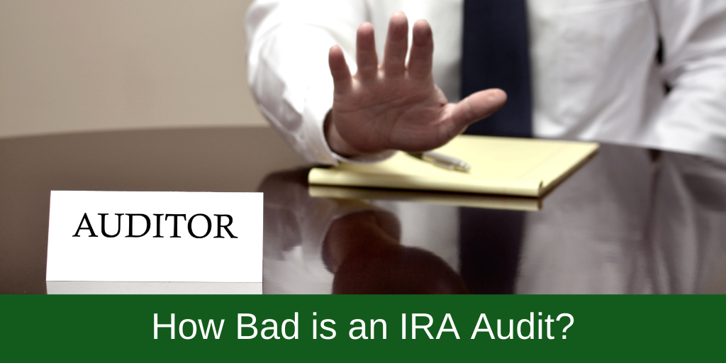 How Bad is an IRS Audit?